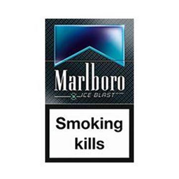Picture of Marlboro Ice Blast (Menthol) King Size Cigarettes Switzerland Made