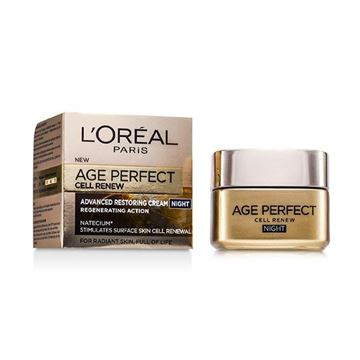 Picture of LOreal Age Perfect Cell Renew Night Cream(50 ml./1.7 oz.)