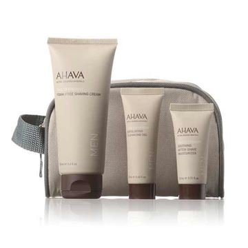Picture of Ahava After Shave + Shaving Kit (100ml+20ml+15ml)