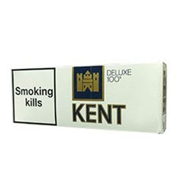 Picture of Kent Blue HDI Cigarettes