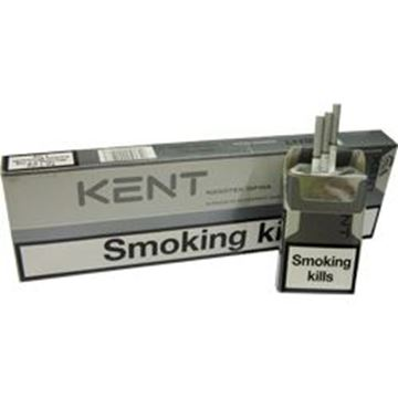 Picture of Kent King Size HD Blue Cigarette