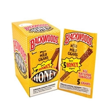 Picture of Backwoods Honey Cigar (5 x 8)