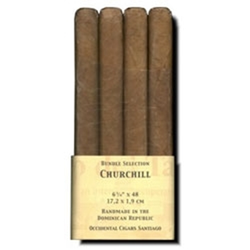 Picture of Bundle Selection Churchill Long Filler (16 cigars)