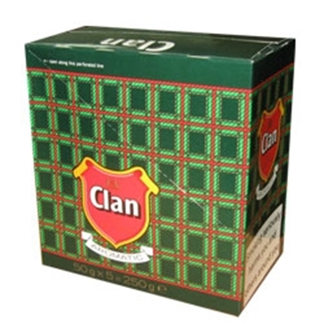 Picture of Clan Mixture 250 Grams (5 Packs of 50 gr)