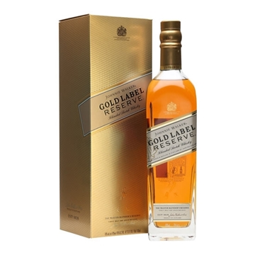 Picture of Johnnie Walker Gold Label Reserve Blended Scotch Whisky (1L) With Gift Box