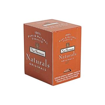 Picture of 100 Cigarettes Nat Sherman Natural Original Cigarettes (1X100)