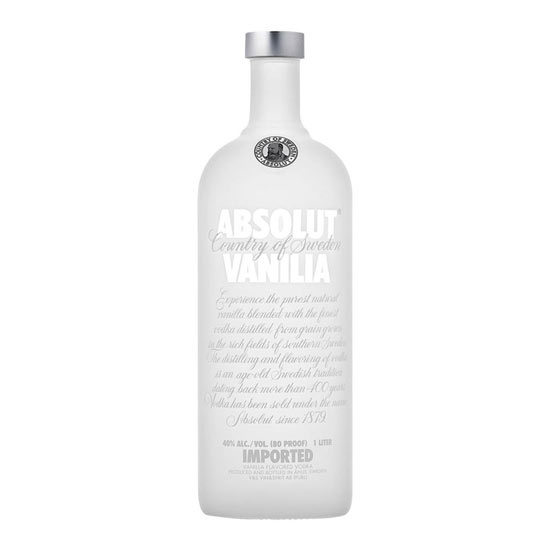 Picture of Absolut Vanilia Vodka 40%(1L)