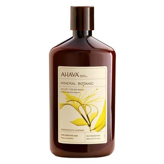 Picture of Ahava Mineral Botanic Shower Gel Honeysuckle & Lavender (500 ml/17.0 oz)