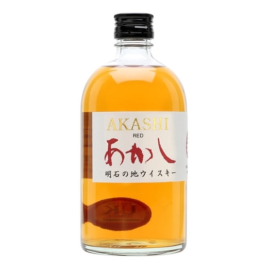 Picture of Akashi Red Blended whisky 50CL