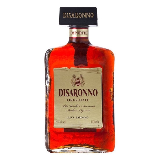 Picture of Amaretto Di Saronno (1L) With Gift Box