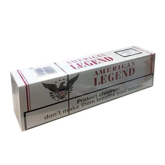 Picture of American Legend Cigarettes