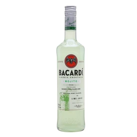 Picture of Bacardi Mojito Classic Rum 14.9% (1L)