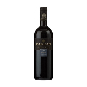 Picture of Barkan Classic Merlot Red Wine (750 ml.)