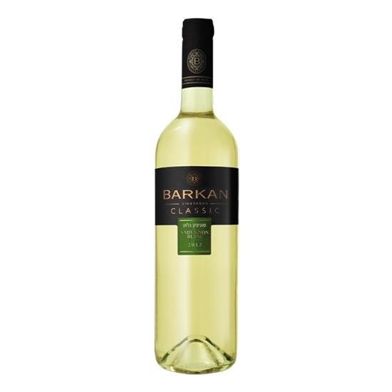 Picture of Barkan Classic Sauvignon White Wine (750 ML)