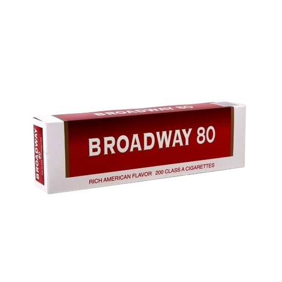 Picture of Broadway 80 Cigarettes