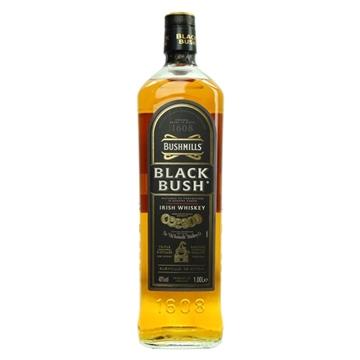 Picture of Bushmills Black Bush Irish Whisky With Gift Box (1L)