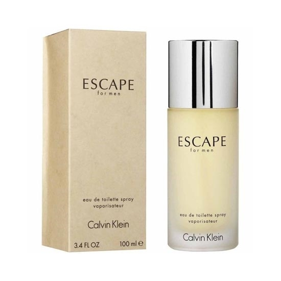 Picture of Calvin Klein Escape Eau De Toilette For Men (100 ml./3.4 oz.)