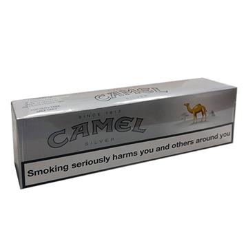 Picture of Camel Silver Box Cigarettes