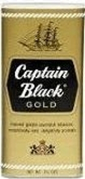 Picture of Captain Black Gold Pipe Tobacco (6 packs of 42 gr.)