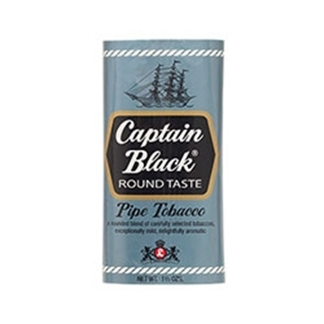 Picture of Captain Black Round Taste Tobacco (42gr x 6 bags)