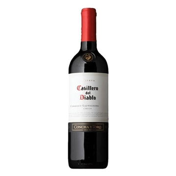 Picture of Casillero Del Diablo Cabernet Sauvignon (750 ml.)