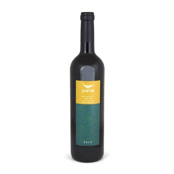 Picture of Golan Sion Creek Red Wine (750 ml.)