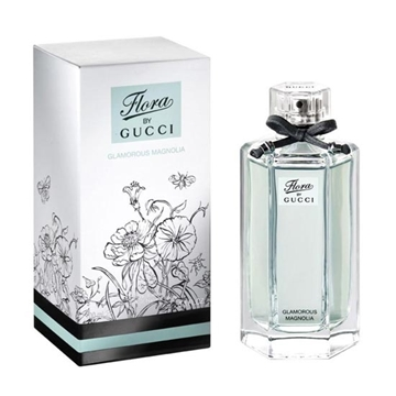 Picture of Gucci Flora Glam Magnolia EDT 100ml Spray