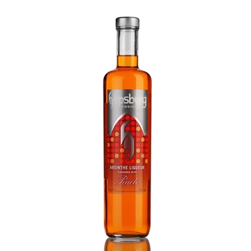 Picture of Hapsburg Absinthe Peach 33% (70 CL)