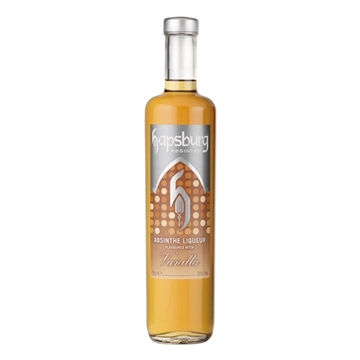 Picture of Hapsburg Absinthe Vanilla 33% (70 CL)