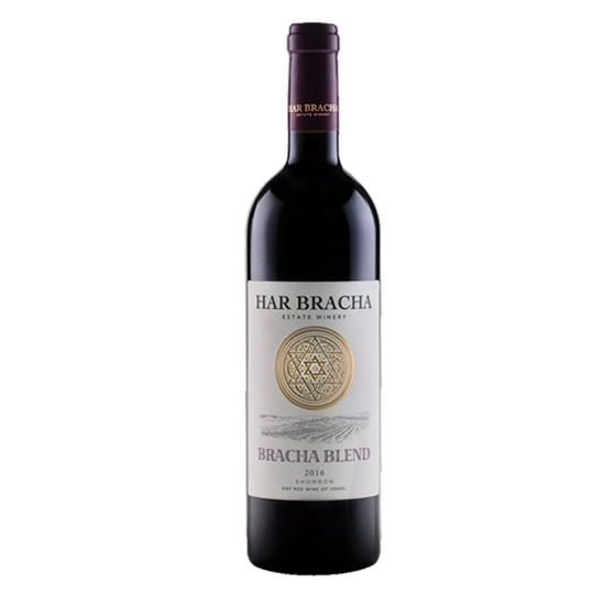 Picture of HAR BRACHA BLEND RED WINE