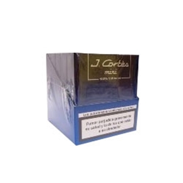 Picture of J.Cortes Select Mini (5 x 10 Cigars)