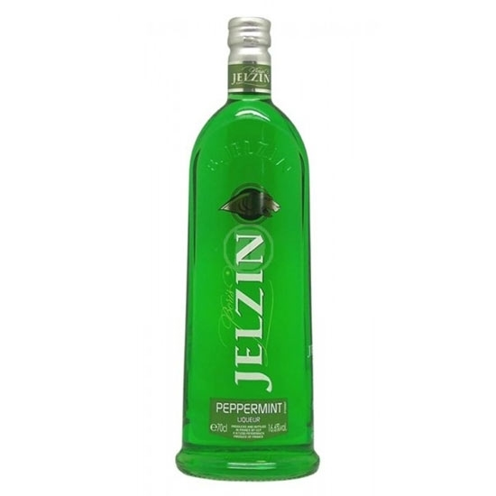Picture of Jelzin Peppermint Liqueur 700 ML