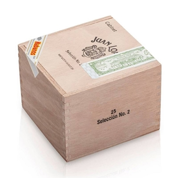 Picture of Juan Lopez Cabinet Seleccion No. 2 (25 cigars)