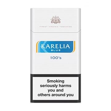 Picture of Karelia Blue 100 Cigarette
