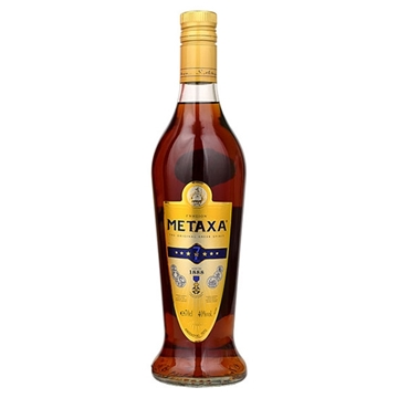 Picture of Metaxa 7 Stars Amphora Brandy (1L)