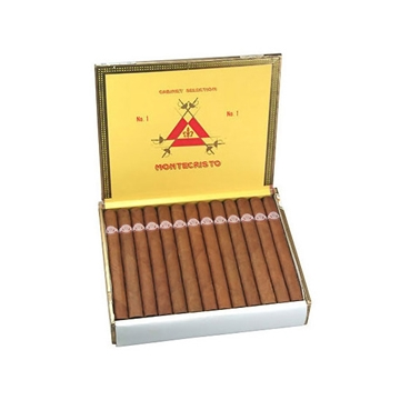 Picture of Montecristo No.1 (25 cigars)