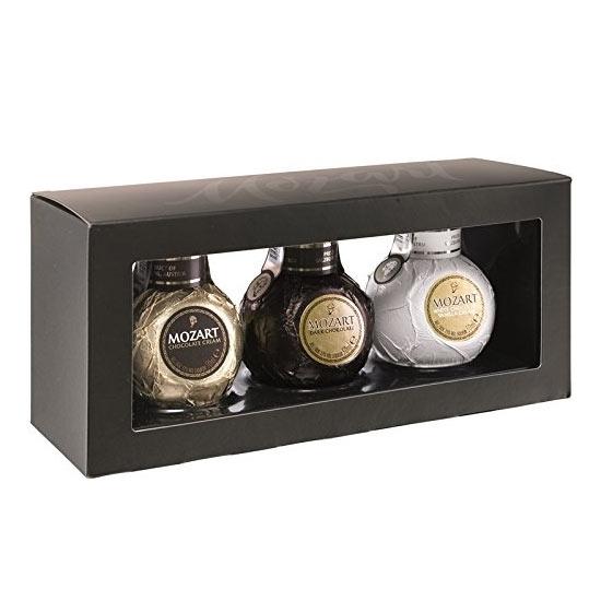 Picture of Mozart Liqueur Gold Amade Mini Set (3 X 50 ML)