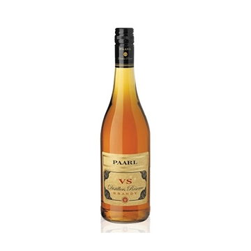 Picture of PAARL V.S DISTIL.RESER.BRANDY