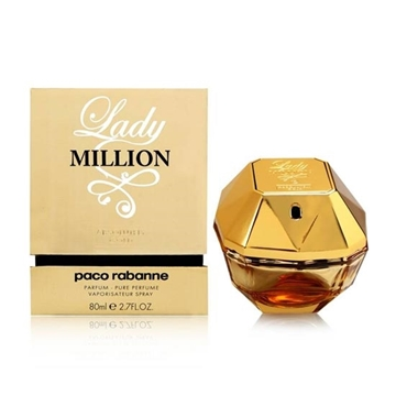 Picture of Paco Rabanne Lady Million Eau De Parfum (80 ml./2.7 oz)