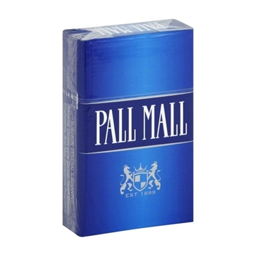 Picture of Pall Mall Blue Box 100