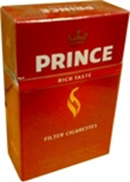 Picture of PRINCE RICH TASTE CIGARETTE