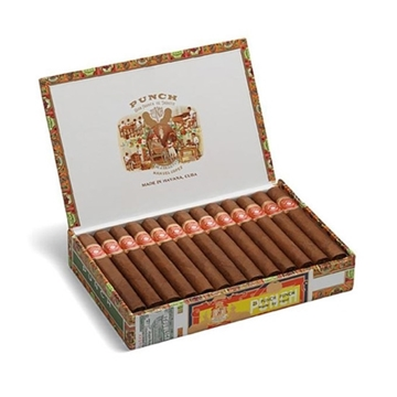 Picture of Punch Manuel Lopez (25 cigars)