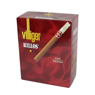 Picture of Villiger Rillos Fine Aroma (10 X 5)