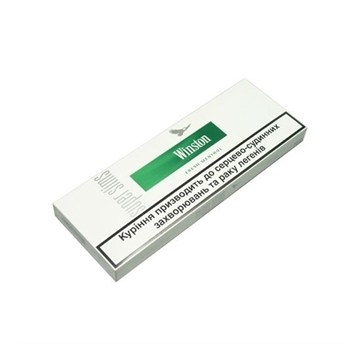 Picture of Winston Menthol Super Slim Cigarettes