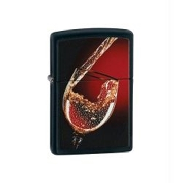 Picture of ZIPPO 218 28179 GLASS OF WINE