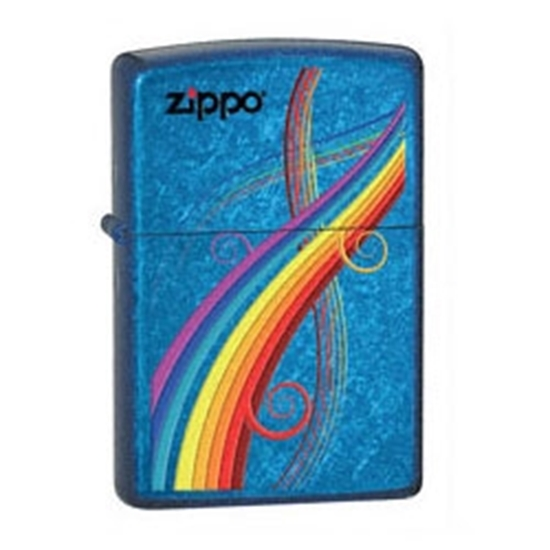 Picture of ZIPPO 24806 CERULEAN LIGHTER