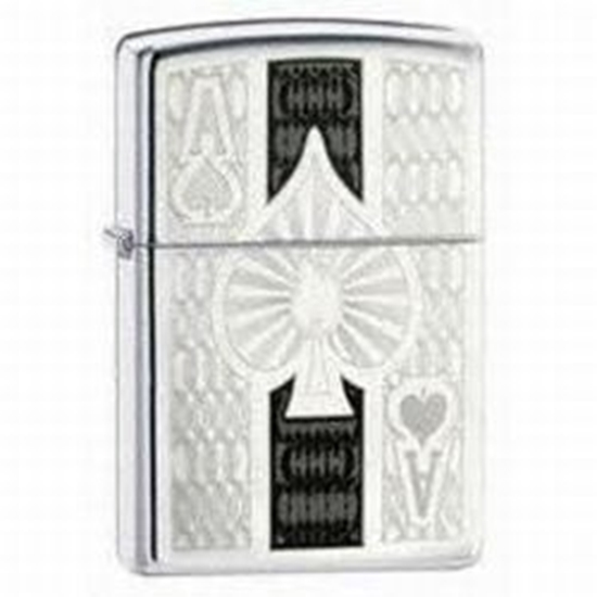 Picture of Zippo Ace of Spades Lighter