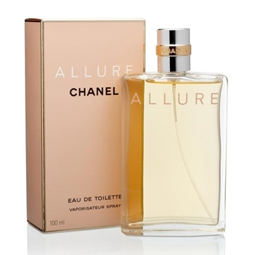 Picture of Chanel Allure Eau de Toilette for Women (100 ml./3.4 oz.)