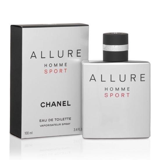Picture of Chanel Allure Homme Sport Eau De Toilette Spray (150 ml./5 oz.)