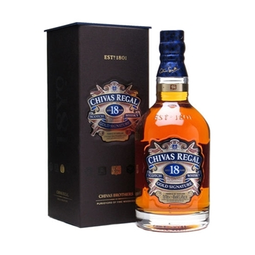 Picture of CHIVAS REGAL 18 Y.O WHISKY 40%